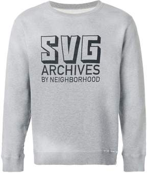 Neighborhood SVG Archives sweatshirt