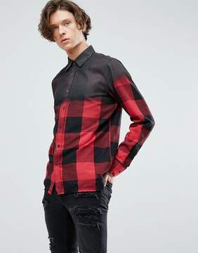 Dr. Martens Gingham Resin Shirt