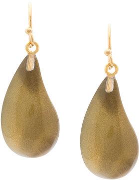 Alexis Bittar stone drop earrings