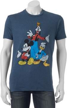 DAY Birger et Mikkelsen Kohl's Men's Disney's Mickey Mouse, Goofy & Donald Duck Trio Tee