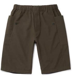 Joseph Danes Virgin Wool Drawstring Shorts