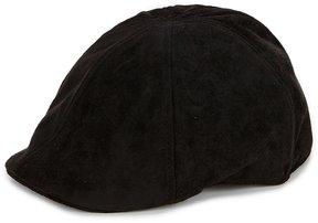 Daniel Cremieux Microsuede Duckbill Hat
