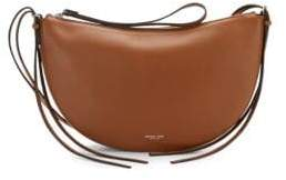 Michael Kors Medium Crescent Shoulder Bag - LUGGAGE - STYLE