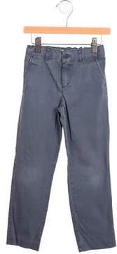 Tartine et Chocolat Boys' Mid-Rise Straight-Leg Pants