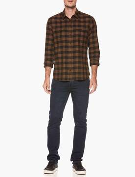 Paige Everett Shirt - Boxwood River Plaid