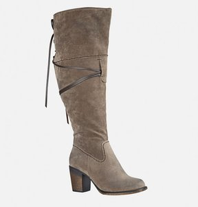 Avenue Hunter Over the Knee Lace-Up Boot