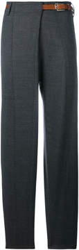 Barena slouched tailored trousers
