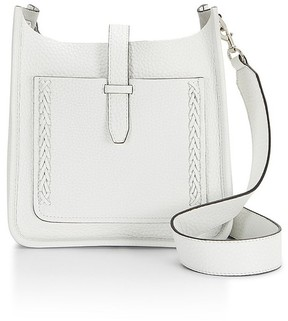 Rebecca Minkoff Small Unlined Feed Bag With Whipstitch - NATURAL - STYLE