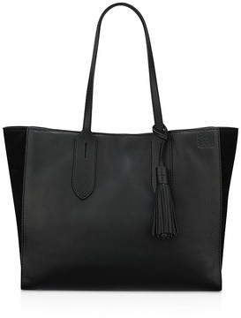 Anne Klein Julia East/West Leather Tote