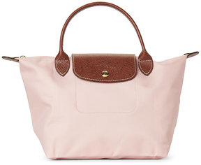 Longchamp Pinky Le Pliage Small Satchel - PINKY - STYLE