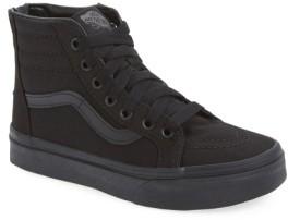 Vans Boy's 'Sk8-Hi' Zip Sneaker