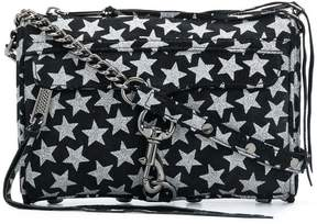Rebecca Minkoff mini M.A.C cross body bag - BLACK - STYLE