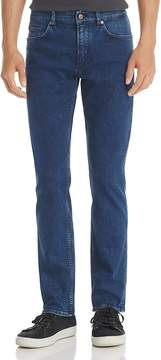 BOSS Slim Fit Jeans in Blue Denim - 100% Exclusive