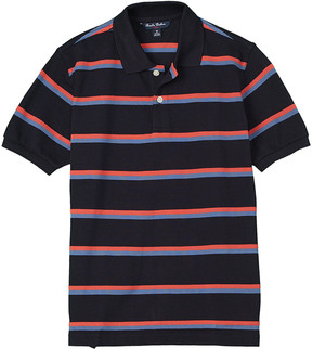 Brooks Brothers Fleece Boys' Striped Polo
