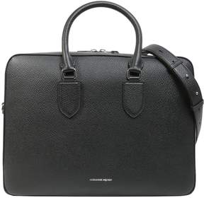 Alexander McQueen Leather Briefcase