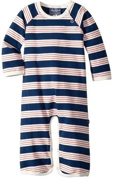 Toobydoo French Stripe II Jersey Knit Bootcut Jumpsuit Boy's Jumpsuit & Rompers One Piece