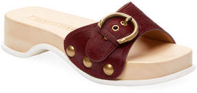 Marc Jacobs Women's Leather Sandal Clog
