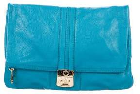 Marc by Marc Jacobs Leather Fold-Over Clutch