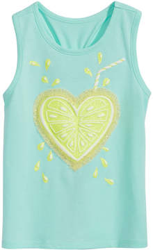 Epic Threads Toddler Girls, Graphic-Print Racerback Tank Top, Created for Macy's