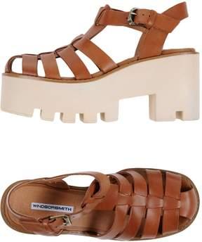 Windsor Smith Sandals