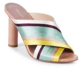 Diane von Furstenberg Emilyn Crisscross Sandals