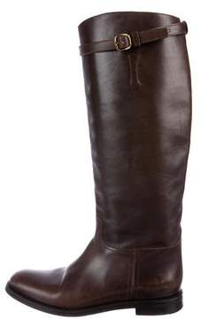 Church's Leather Knee-High Boots