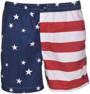 Polo Ralph Lauren American Print Swim Shorts