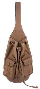 Ghurka Dali Leather Backpack