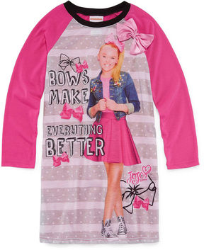 Nickelodeon Long Sleeve Nightgown-Big Kid Girls