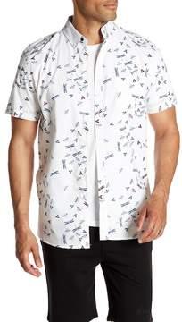 Sovereign Code Elton Short Sleeve Regular Fit Shirt