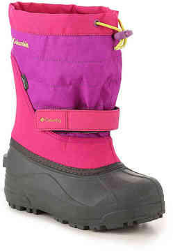 Columbia Girls Powderbug Plus II Youth Snow Boot