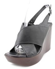 Callisto Devone Slingback Women Open-toe Leather Slingback Heel.
