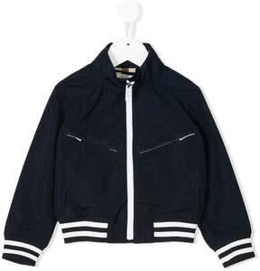 Burberry branded bomber jacket