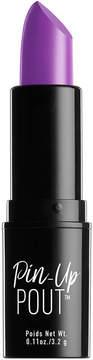 NYX Pin-Up Pout Lipstick - Wisteria
