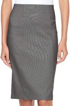 Elle Women's ElleTM Pull-On Pencil Skirt
