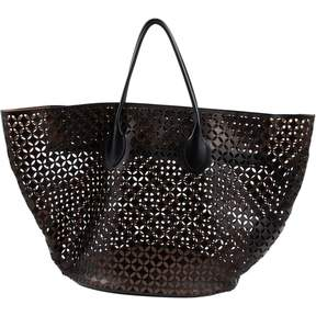 Alaia Black Leather Handbag