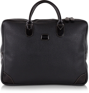Bric's Magellano Black Briefcase
