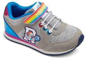 My Little Pony Toddler Girls' My Little Pony' Athletic Sneakers - Gray
