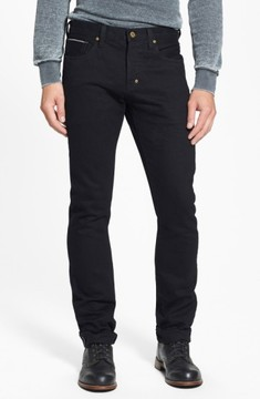 PRPS Men's 'Demon' Slim Straight Leg Selvedge Jeans