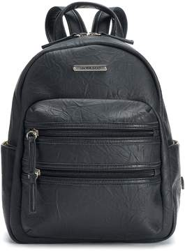 Co Stone & Nancy Leather Dome Mini Backpack