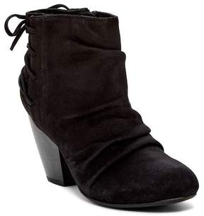 Rampage Torrey Back Tie Back Ankle Boot