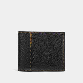 Coach Rip And Repair 3-in-1 Wallet