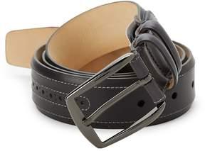Mezlan Men's Sicalf Leather Belt