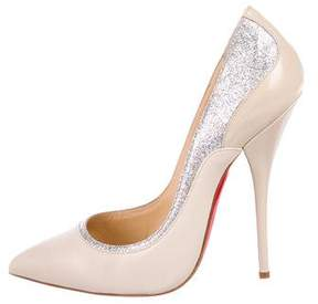 Christian Louboutin Tucsy 120 Pointed-Toe Pumps