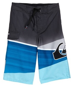 Quiksilver Boy's Slash Board Shorts