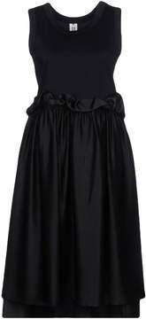 Noir Kei Ninomiya Knee-length dresses