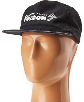 Volcom No Vacancy Caps