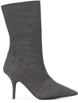 Yeezy ankle length boots