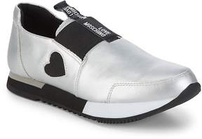 Love Moschino Women's Heart Slip-On Sneakers