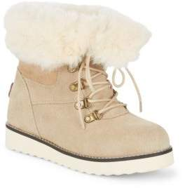 Australia Luxe Collective Yael Shearling Boots